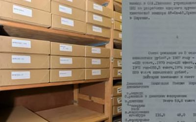 Ukrajinské archivy KGB se otevírají