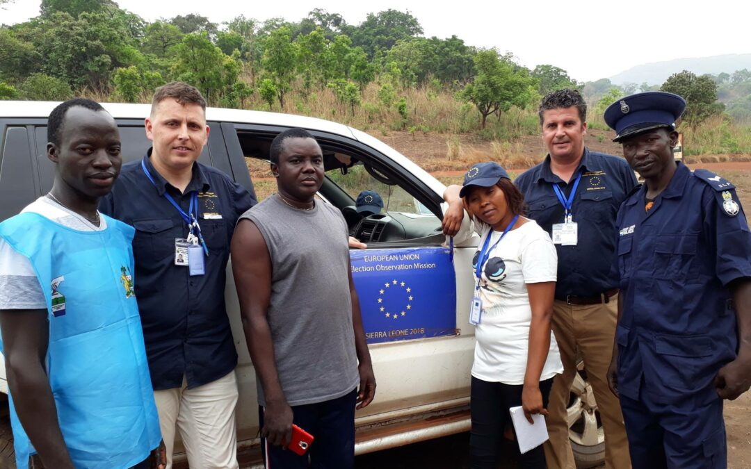 SIERRA LEONE European Union Election Observation Mission, 2018