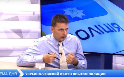 День на Думской. Пётр Пойман, 18.08.2017