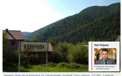 Turistům na Ukrajině o život nejde, říká Čech, který školí tamní policii
